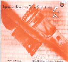 Japanese Music for Two Shakuhachi