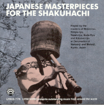 Japanese Masterpieces for the Shakuhachi