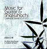 Music For Guitar And Shakuhachi