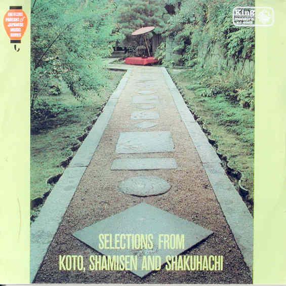 Selections from Koto, Shamisen and Shakuhachi