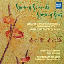 SPRING SOUNDS, SPRING SEAS