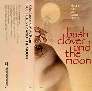 Bush Clover and the Moon