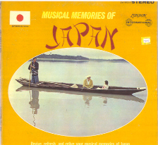 Musical Memories of Japan