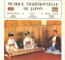 Musique Traditionnelle du Japon
