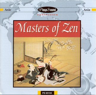 Masters of Zen - Koto and Shakuhachi