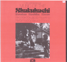 Ethnic Folkways Library - Music of the Shakuhachi